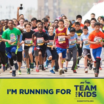 Team For Kids/New York City Marathon 2017