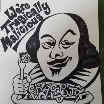 Tragically Malicious (Malaprop's Bookstore and Cafe)