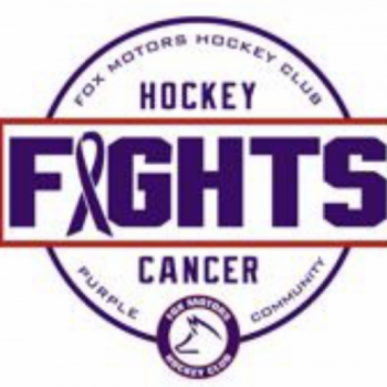 Hockey Fights Cancer  Image