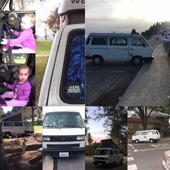 Save Wendy the Westy! (Cat & Alice's home needs new tranny) Image