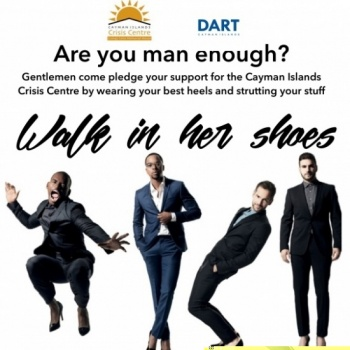 Walk in Shoes- Donations Image