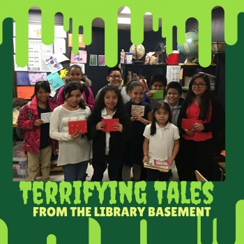 Terrifying Tales from the Library Basement  Image