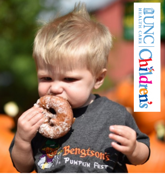 Doughnuts for the Children! Image