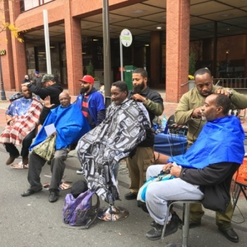Salvation Of Sorrows Inc. (Haircuts For The Homeless)  Image