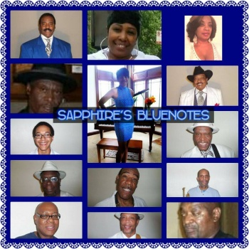 Sapphire's Blue Notes Touring the US Image
