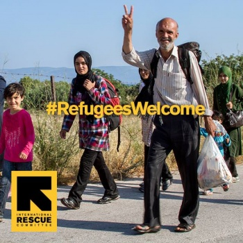 #RefugeesWelcome: Give To Support Your New Neighbors Image