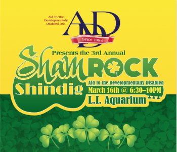 3rd Annual Shamrock Shindig For ADD Image