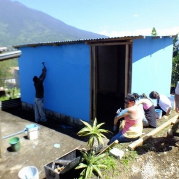 Building Homes in Guatemala  Image