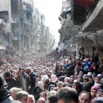 IRC: helping lives in Syria Image