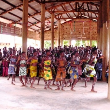 Fund girls cultural activities. Image