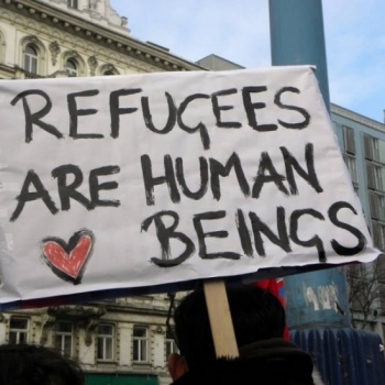 Stand up for Refugees Image