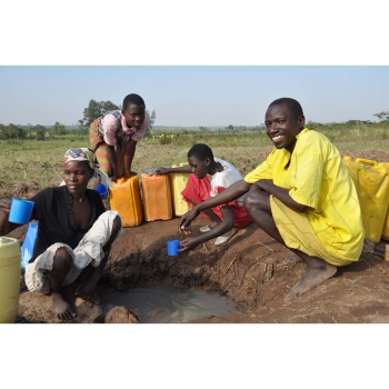 Water Storage Tanks for Drought Stricken Amor & Bendo Villages in Uganda Image
