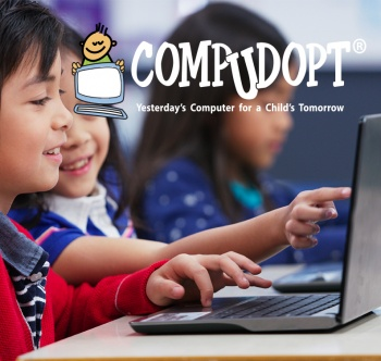COMP-U-DOPT - EMPOWERING OUR YOUTH, ONE COMPUTER AT A TIME
