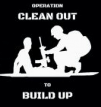 Veterans Non Profit - Operation Clean Out To Build Up