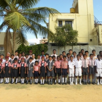 Donate to build a home for underprivileged children Image