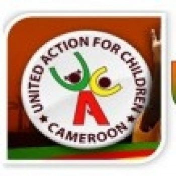 putting smiles on kids faces in the southern region of Cameroon