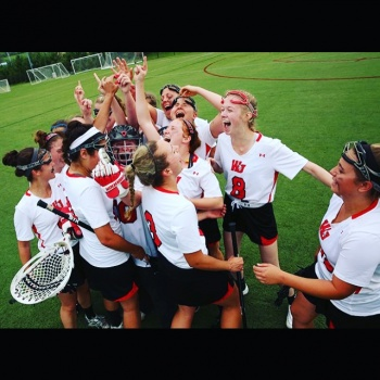 W&J College's LAX for Lymphoma