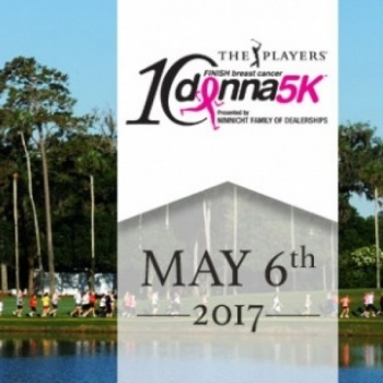 The PLAYERS 5K benefiting The DONNA Foundation