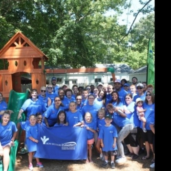Bon Secours & In Motion Playing it Forward