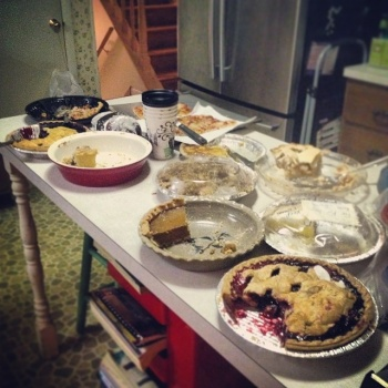 PIE DAY IN MEMORY OF DONNA PITZ, A LOVER OF ALL THINGS PIE!