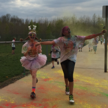3rd Annual Color Splash Dash
