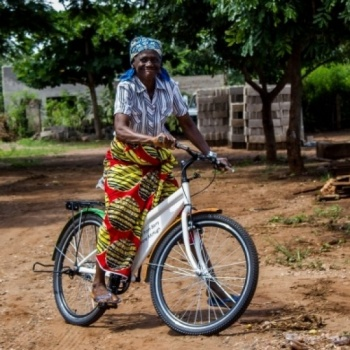 Bicycles for the people of Tofo Beach