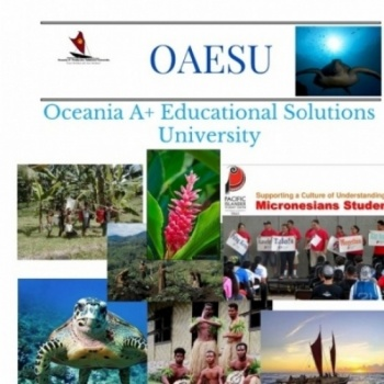 Oceania A+ Eductional Solutions University