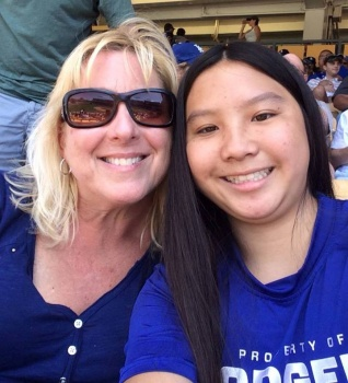 5TH ANNUAL LA DODGERS ADOPTEE NIGHT 2017