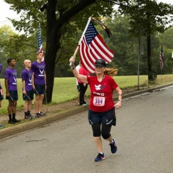 Donna's Running for Medals of Honor