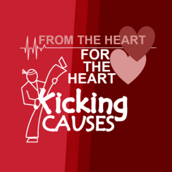 Kicking For Causes 2017 - From The Heart, For The Heart - The American Heart & Stroke Assoc.