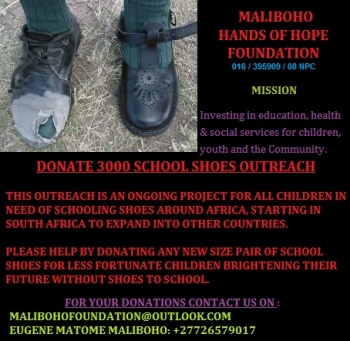 3000 Donate School Shoes