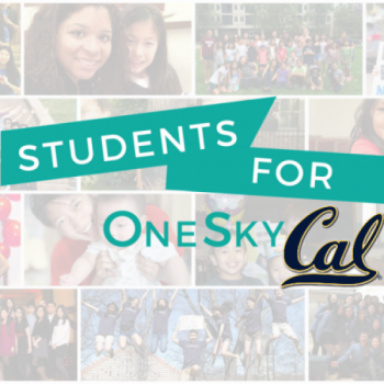 Students for OneSky @ Berkeley