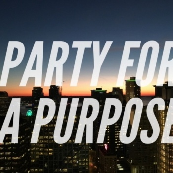Party for a Purpose 2 : Protecting the Environment from here to Timbuktu