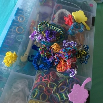 Make a Loom, Find a Cure