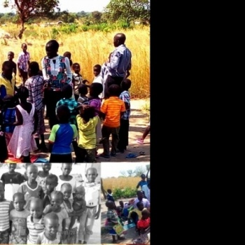 South Sudan Children Ministry