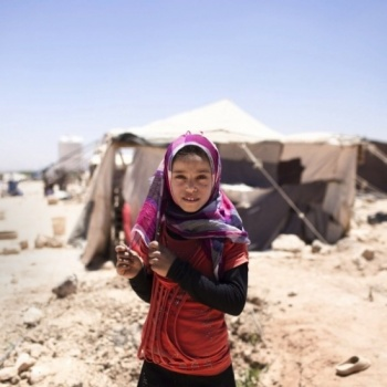 Support Afya's Work with Israel to Deliver Supplies for Syrian Refugees