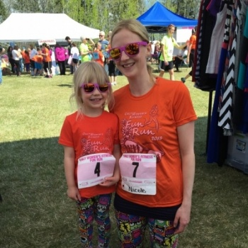 Nicole & Ivy's 5km Run for Mustard Seed Image