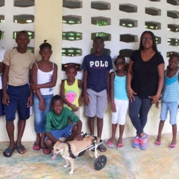 Save the D2C Family Home in Haiti