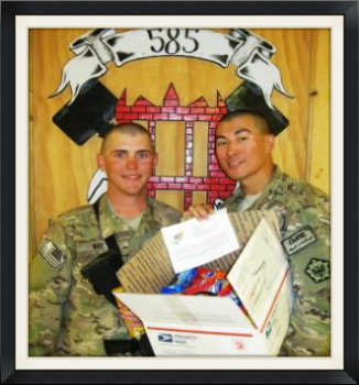 J.O.S.H. Care Packages for Our Deployed Heroes