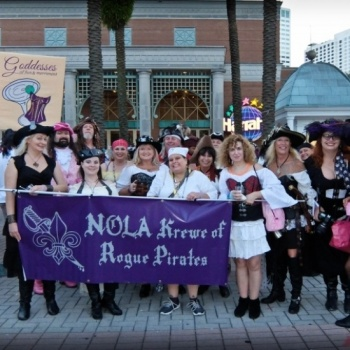 New Orleans Family Justice Center  - Team New Orleans Krewe of Rogue Pirates