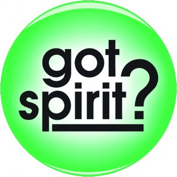 Yes, I got SPIRIT!