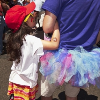 Pride is For Kids Too! The Gender & Family Project marches for PRIDE!