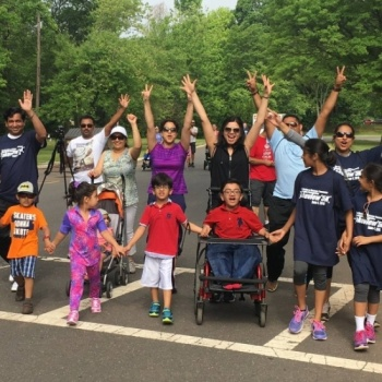 Team Sparsh for Lakeview 5K