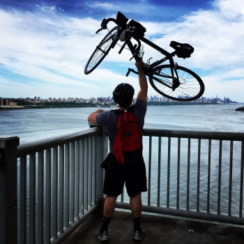 Manhattan to Montreal: Cycling for Scholarships!