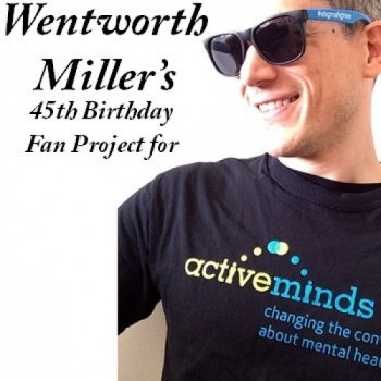 Wentworth Miller's Birthday Project (2017) Image