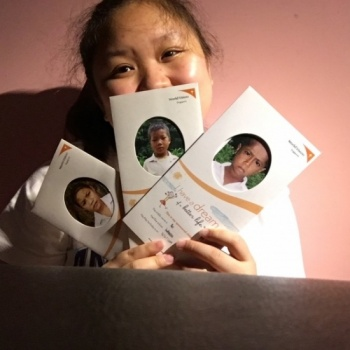 Help Sheryl Sponsor a Child from China