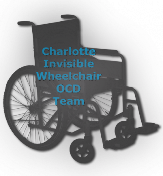 Donald Grothoff - Invisible Wheelchair of OCD