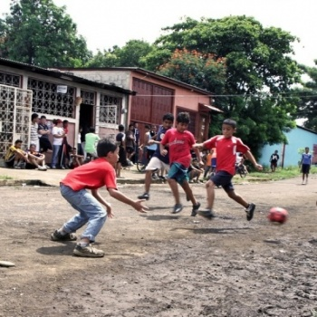 Soccer Without Borders - Nicaraguan Exchange