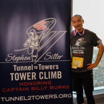 OCF WARRIORS TUNNEL TO TOWERS TOWER CLIMB NYC Image