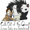 CatsoutofthecClosetLovesBabyInATrenchCoat's profile image - click for profile